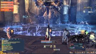 getlinkyoutube.com-[Blade & Soul] Snow Jade Palace of Grief (Party Play) - Force Master