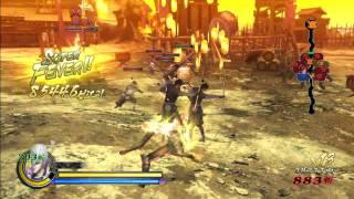 getlinkyoutube.com-戦国BASARA3 石田三成  - 関ヶ原の戦い 乱入  Sengoku Basara Samurai Heroes