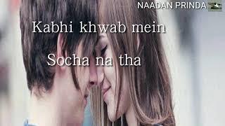 Bheed mein tanhai me mujhe tum yaad aate ho Female version Sad Song30sec WhatsApp Status Video