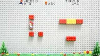 Stop Motion Super Mario Bros. IT@KMITL#4
