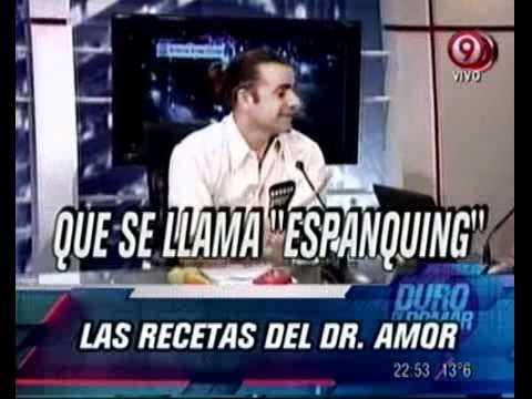 DURO DE DOMAR - LAS RECETAS DEL DOCTOR AMOR 21-05-12