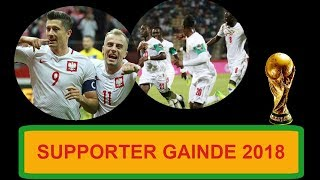 Supporter Gainde coupe du monde 2018 Episode 4