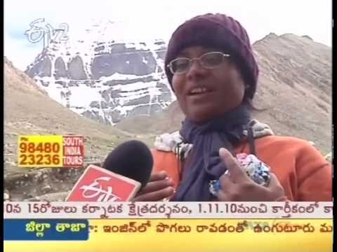 Isha Kailash &amp; Manasarovar - ETV2 Coverage Episode -3,4 (Telegu)