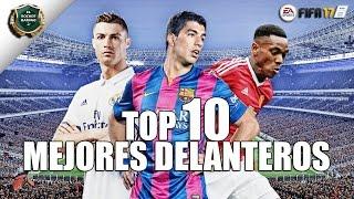 Mi TOP 10 De Los Mejores Delanteros De FIFA 17 Ultimate Team!