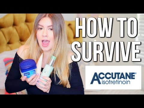 How to Get Rid of Acne | My Accutane Experience