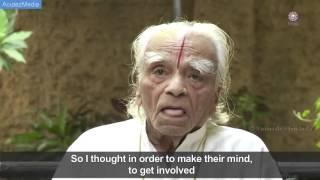BKS Iyengar - yoga's foremost guru bks iyengar's last unreleased interview