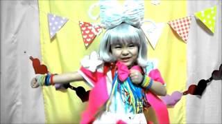 getlinkyoutube.com-【華月7歳】なりきり☆浜田ばみゅばみゅ なんでやねんねん PV風で歌って踊ってみた