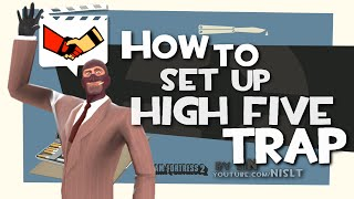 getlinkyoutube.com-TF2: How to set up High Five trap (Griefing) [FUN]
