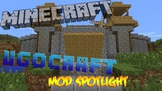 getlinkyoutube.com-Minecraft UGOCRAFT MOD