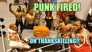 getlinkyoutube.com-GTS WRESTLING: THANKSKILLING! WWE Wrestling Figure Matches Animation! Mattel Elites PPV EVENT!