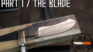 getlinkyoutube.com-MAKING A KNIFE: PART I / THE BLADE