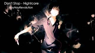 getlinkyoutube.com-Don't Stop - Nightcore