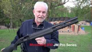 getlinkyoutube.com-Mossberg 930 JM Pro Shotgun Shooting