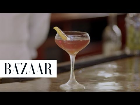 How to make a classic and perfect Manhattan cocktail