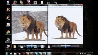 كيفية ازالة الخلفية عن الصورة بدون استخدام الفوتوشوب