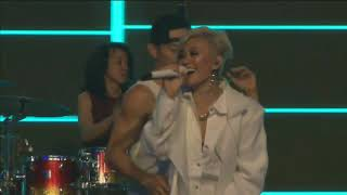 [HD] Agnez Mo - Damn I Love You (The Launch of Glory 580 DFSK Motors Indonesia) width=
