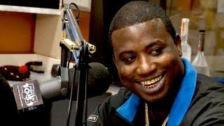 getlinkyoutube.com-Gucci Mane Interview at The Breakfast Club Power 105.1