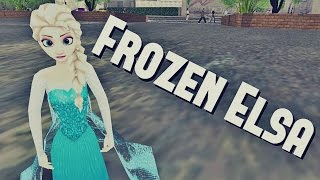 getlinkyoutube.com-Frozen Elsa GTA SA [DOWNLOAD LINK]