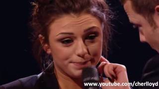 getlinkyoutube.com-Cher Lloyd sings for Survival - Everytime (Britney Spears) X Factor Semi Final Results (Full) HD