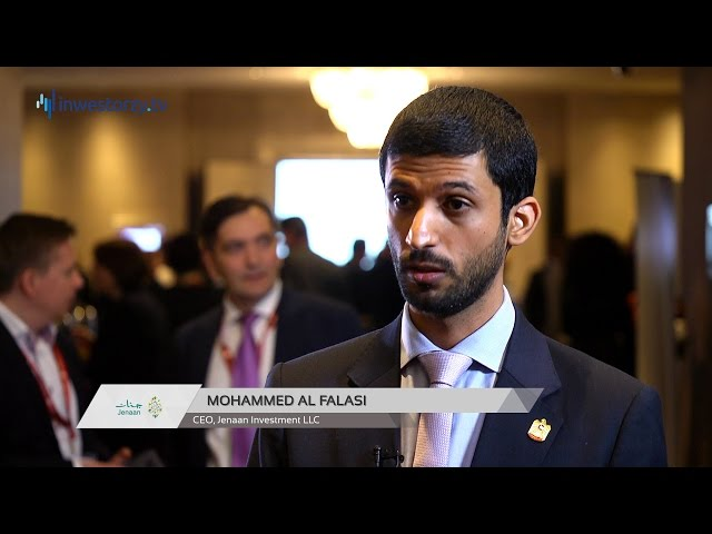 World Commerce Summit: Mohammed Al Falasi - CEO, Jenaan Investment LLC