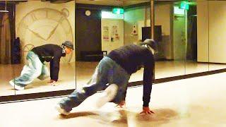 getlinkyoutube.com-簡単なブレイクダンス技 初心者は5歩から練習を始めよう