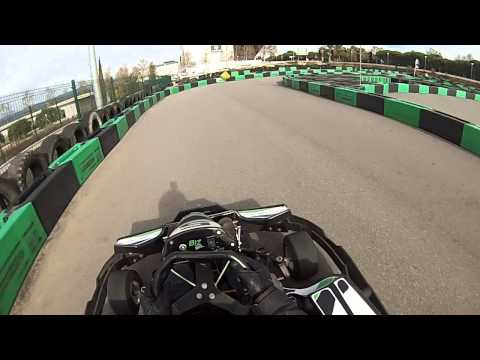 Electromaps de visita a Electric Karting Salou