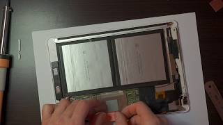 How to make Teclast x98 PRO thermal and usb mod