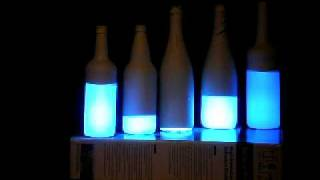 getlinkyoutube.com-Projection mapping on bottles with Resolume 3
