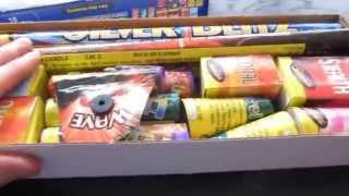 getlinkyoutube.com-Talkthrough - 3 x Standard Fireworks Selection Boxes