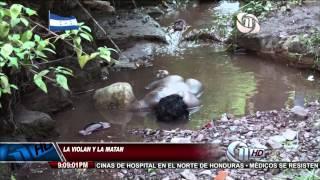 getlinkyoutube.com-Violan y asesinan salvajemente a una mujer en La Era de la capital.