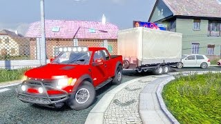 getlinkyoutube.com-Ford F150 Raptor ETS2 (Euro Truck Simulator 2)