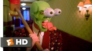 getlinkyoutube.com-The Mask (1/5) Movie CLIP - Time to Get a New Clock (1994) HD