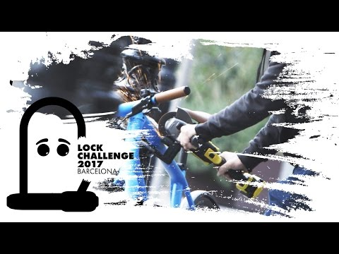 Lock Challenge 2017: Barcelona