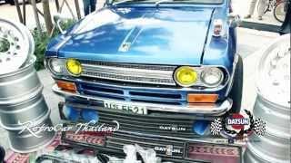 getlinkyoutube.com-RETRO CAR THAILAND MEETING : JCCS meeting by Thejack3S