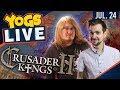 Crusader Kings 2 w Duncan & Lewis - 24th July 2017