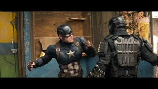 getlinkyoutube.com-Captain America - Fight Moves Compilation(CW included) HD