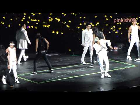 [FANCAM] Big Bang Alive Tour 2012 Honda Center Anaheim - Fantastic Baby
