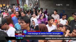 getlinkyoutube.com-Tersangka Penganiayaan Pembantu Rumah Tangga di Medan dijaga Polisi - NET17