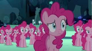 getlinkyoutube.com-Pinkie clones herself again... and again...