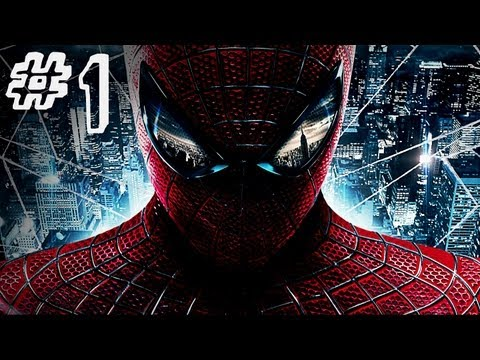 The Amazing Spider-Man - Gameplay Walkthrough - Part 1 - MAXIMUM CARNAGE (Video Game)