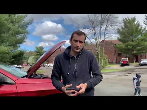 Где в Nissan Caravan передние пружины
