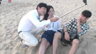 getlinkyoutube.com-제2회 부산 국제 코미디 페스티벌 해운대 방송 - 최군TV - 1