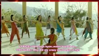 getlinkyoutube.com-O RE PIYA - LYRICS & ENG SUBS - AAJA NACHLE - FULL SONG - *HQ* & *HD* ( BLUE RAY )
