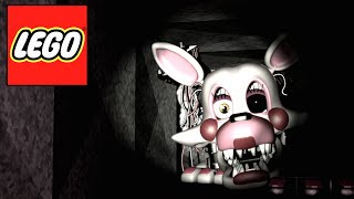 getlinkyoutube.com-How to build LEGO characters from FNAF 2 Part 2: Mangle (HD)
