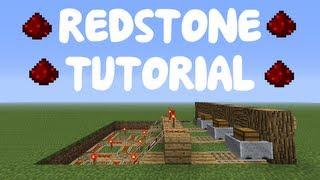 getlinkyoutube.com-Minecraft 1.11: Redstone Tutorial - Advanced Minecart Storage System (Tileable)