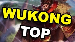 getlinkyoutube.com-League of Legends - Wukong Top Full Game Commentary Season 6