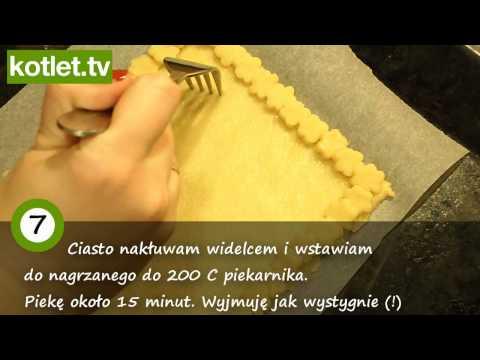 Mazurek wielkanocny - poleca KOTLET.TV