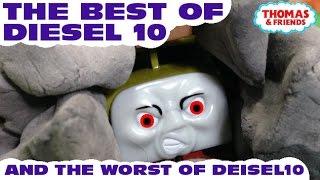 "getlinkyoutube.com-Thomas and friends ""The Best or Worst of Diesel 10 #Ep1 Trailer"""