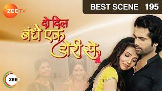 getlinkyoutube.com-Do Dil Bandhe Ek Dori Se - Episode 195 - Best Scene