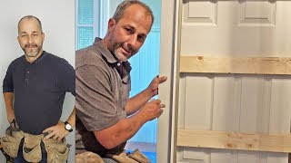 getlinkyoutube.com-How to Install a Pocket Door